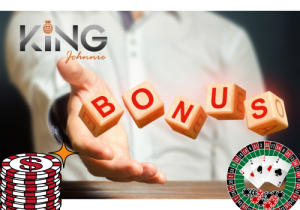 King Johnnie casino: The Welcome Package